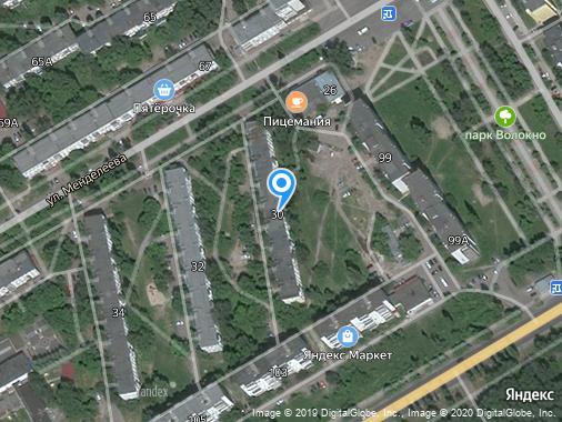 Сдаю 1-комнатную квартиру, 36 м², Курск, улица Менделеева, 30