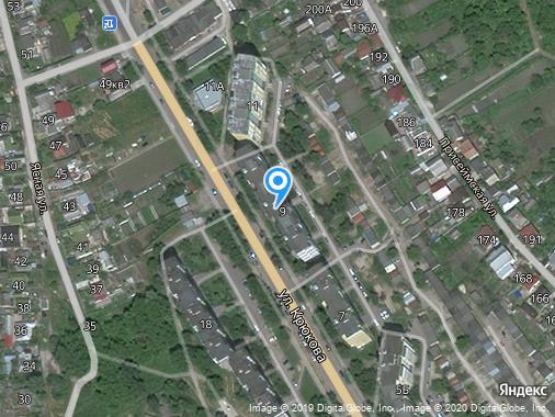 Продажа 3-комнатной квартиры, 73 м², Курск, улица Крюкова, 9