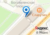 Всероссийское общество охраны природы на карте