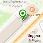 Местоположение компании Институт профессиональных бухгалтеров Центрального региона России