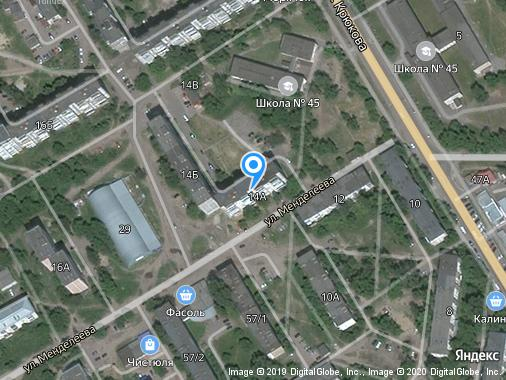Продаю 3-комнатную квартиру, 61 м², Курск, улица Крюкова, 14А