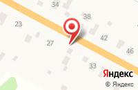 Схема проезда до компании Гранит-Тверь в Пасынково