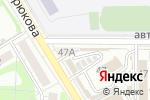 Схема проезда до компании Сеть магазинов строительных и отделочных материалов в Курске