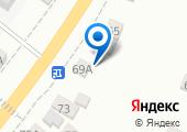 Автосервис на Городской на карте