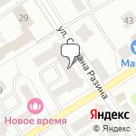 Магазин салютов Орел- расположение пункта самовывоза