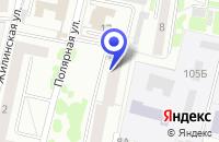 Схема проезда до компании ВОЛОДАРСКИЙ ФИЛИАЛ ГОССЕМИНСПЕКЦИЯ в Орле