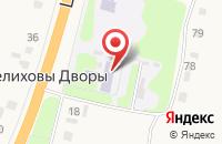 Схема проезда до компании Селиховская средняя общеобразовательная школа в Селиховых Дворах