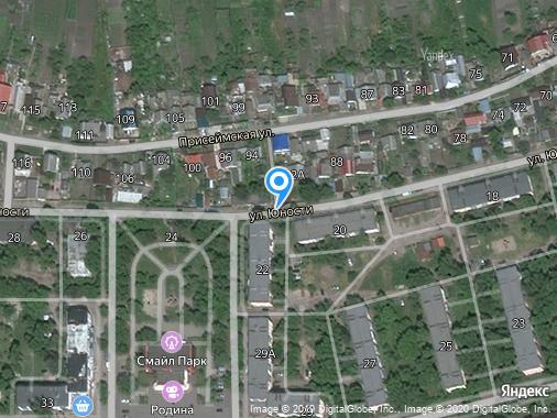 Сдаем 1-комнатную квартиру, 38 м², Курск, улица Юности