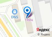 ИНФС на карте