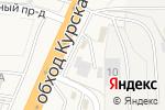 Схема проезда до компании Моква в 1-й Мокве