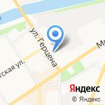 Банкомат на карте Орла