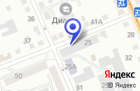Схема проезда до компании АВТОШКОЛА ЗА РУЛЕМ в Орле