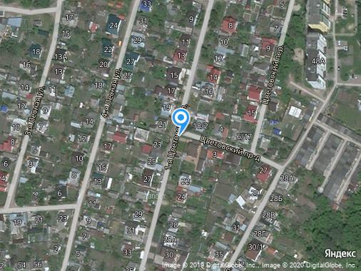 Продам землю с/х назначения, Курск, 1-я Цветовская улица
