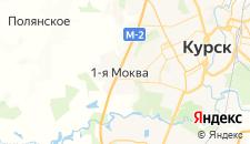 Отели города Моква Первая на карте