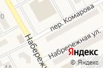 Схема проезда до компании Ярославна в Песочине