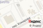 Схема проезда до компании Нотариус Савченко Т.Е. в Песочине