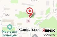 Схема проезда до компании Фельдшерский пункт в Пасынково