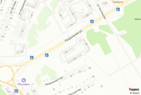 жилой комплекс по ул. Раздольная
