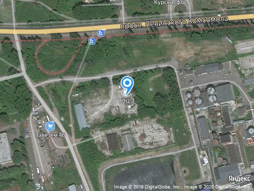 Продажа нежилого здания, 864 м², Курск, проспект Ленинского Комсомола, 20