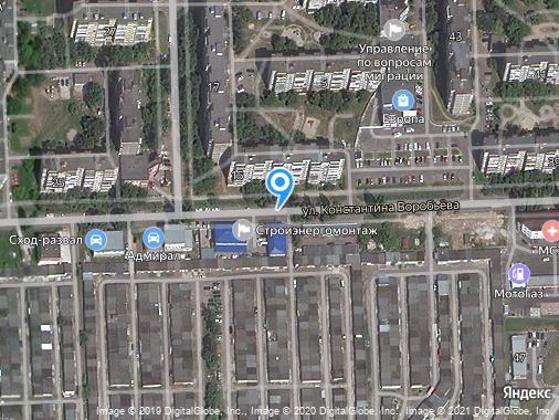 Продается 3-комнатная квартира, 63 м², Курск, Воробьва