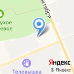 Тяжмашсервис на карте Курска