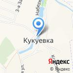 В Кукуевке на карте Курска