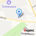 СПЕЦ на карте Курска