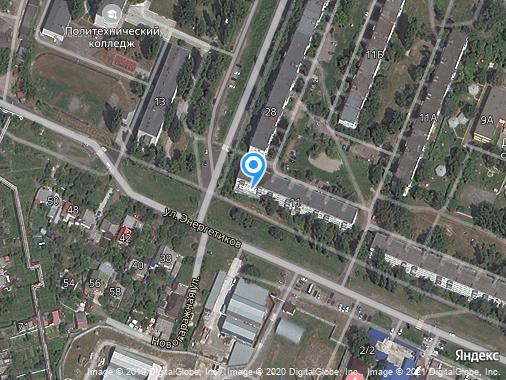 Продаем 4-комнатную квартиру, 61 м², Курск, улица Энергетиков, 11