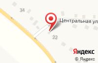 Схема проезда до компании Почтовое отделение №302516 в Куликовском