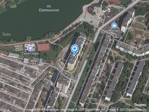 Сдаем комнату, 19 м², Курск, улица Гагарина, 23А