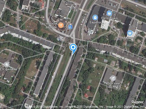 Сдаю комнату, 10 м², Курск, улица Серёгина