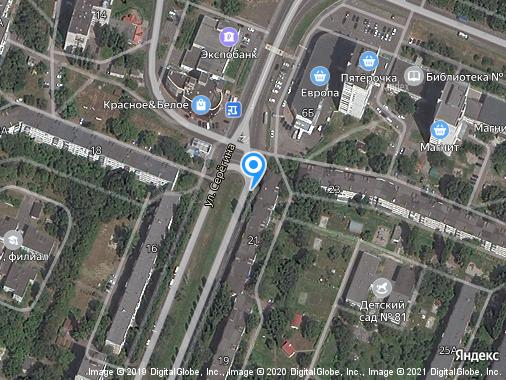 Аренда гаража, Курск, улица Серёгина