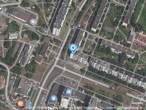 Сдам офис, 364 м², Курск, улица Серегина, 29