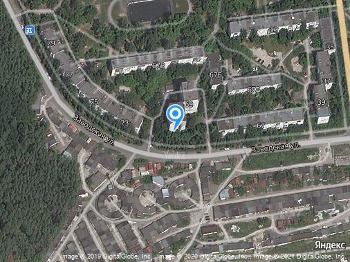 Сдам 2-комнатную квартиру, 47 м², Курск, улица Заводская, 71
