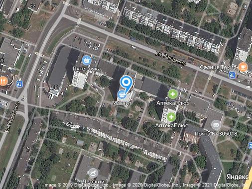 Продам 4-комнатную квартиру, 76 м², Курск, улица Гагарина, 4