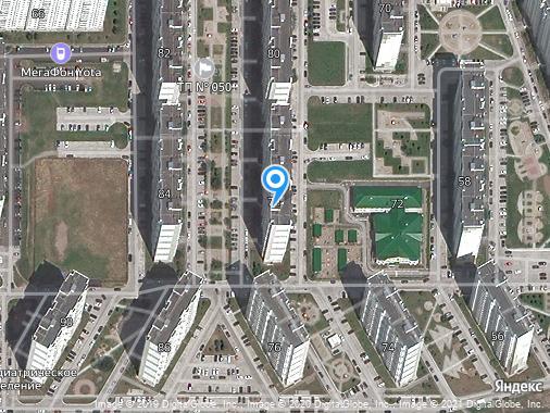 Продается 1-комнатная квартира, 36 м², Курск, проспект Вячеслава Клыкова, 78