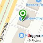 Местоположение компании Технорама