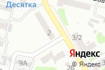 Схема проезда до компании Одежда из Европы в Харькове