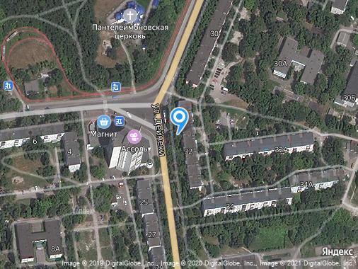 Продам 2-комнатную квартиру, 44 м², Курск, улица Дейнеки, 32