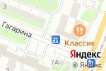 Схема проезда до компании Магазин автозапчастей в Курске