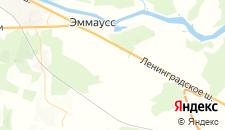 Отели города Мятлево на карте
