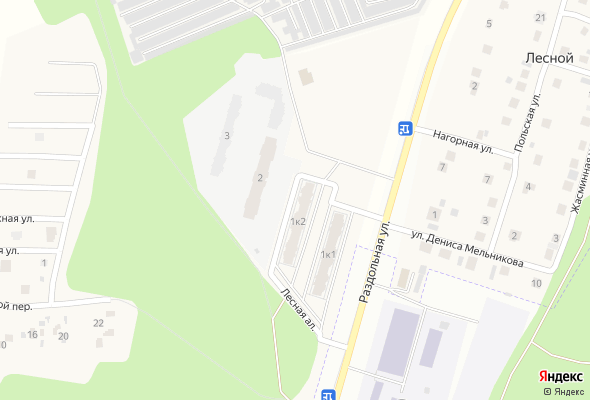 жилой комплекс Лесной Квартал