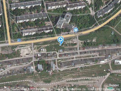 Сдам гараж, Курск, Заводская улица