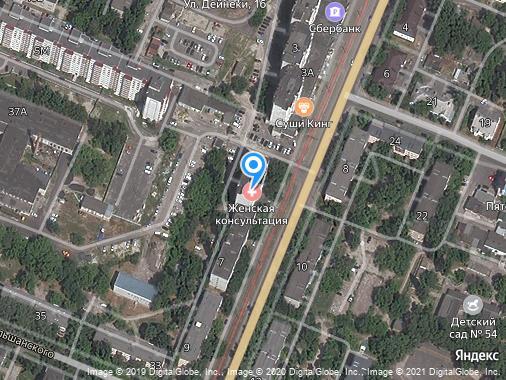 Аренда квартиры на сутки, 36 м², Курск, улица Дейнеки, 7к1