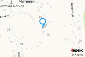 Однокомнатная квартира в Верее деревня Митяево, Главная улица, 9