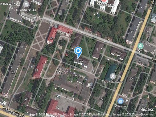 Продам 2-комнатную квартиру, 48 м², Курск, улица Дружбы, 3А