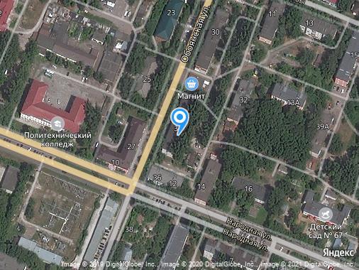 Сдаем комнату, 18 м², Курск, Обоянская улица, 34