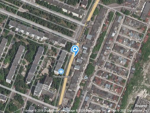Продажа 1-комнатной квартиры, 29 м², Курск, улица Заводская