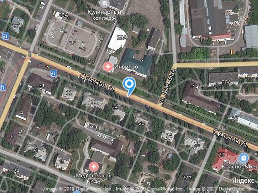 Продаю землю с/х назначения, Курск, Сумская улица