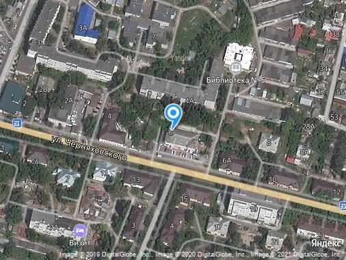 Сдаем помещение свободного назначения, Курск, улица Черняховского, 6